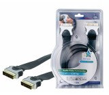 High quality plochý Scart kabel 1.50 m