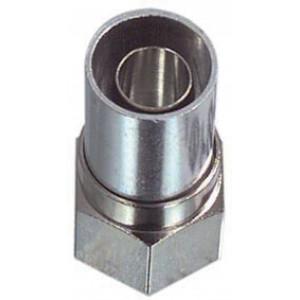 Krimpovací F konektor (balení 10 kusů)