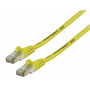 Patch kabel FTP CAT 6, 2 m, žlutý