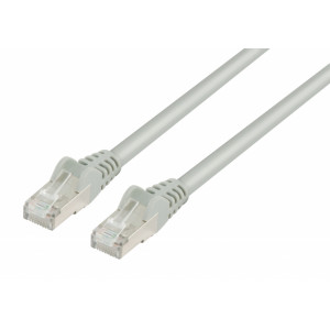Patch kabel CAT 7, 2 m, šedý