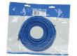 Patch kabel CAT 7, 10 m, modrý