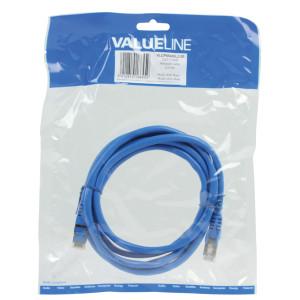 Patch kabel CAT 7 PiMF, 2 m, modrý