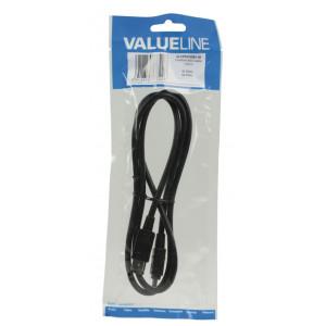Kabel FireWire 4-pin na 6-pin 1.00 m