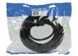 High Speed HDMI™ kabel s ethernetem HDMI™ konektor - HDMI™ konektor 270° úhlový 10.0 m černý