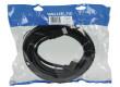 High Speed HDMI™ kabel s ethernetem HDMI™ konektor - HDMI™ konektor úhlový levý 10.0 m černý