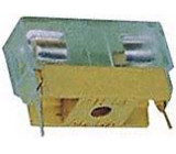 Pojistkový držák do DPS s krytem pro pojistky 5x20mm