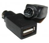 Redukce USB (A) / PS/2