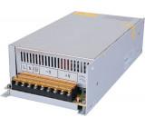Průmyslový zdroj Carspa HS-600-12, 12V=/600W spínaný
