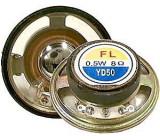 Repro 50mm YD50-3 mylar, 8ohm/0,5W
