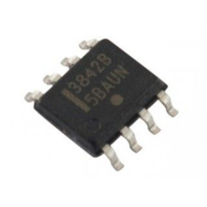 UC3842AD1 PWM kontroller SO8, SMD