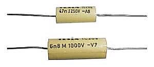 68n/250V TC206-svitkový kondenzátor