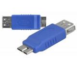 Redukce USB 3.0 (A) zdířka / micro USB 3.0