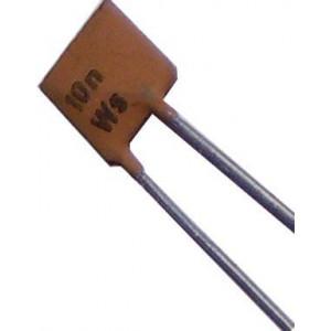 10n/40V TK744, keramický kondenzátor