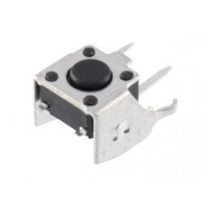 Mikrospínač 6x6mm úhlový v=1,5mm