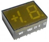 VQE21D zobrazovač +1.8., zelený, RFT