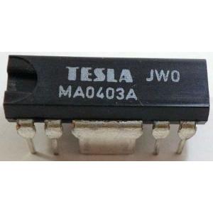 MA0403A NF zesilovač 3,5W