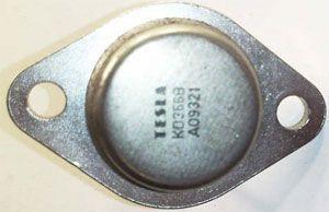 KD366B P darl. 100V/8A 60W TO3