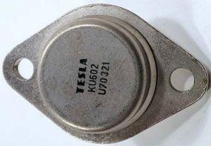 KU602 N 120V/3A 10W TO3