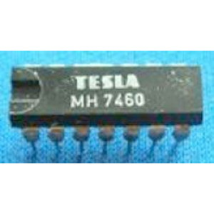 7460 2x 4vstup. expander, DIL14 /MH7460,MH5460,MH5460S,MH7460S/