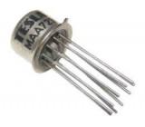 MAA723H kov stabilizátor +2 až 37V/0,15A TO99