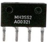 MH3SS2 - bezkontaktní snímač s Hallovou sondou