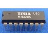 MH3205 - binární dekodér 1 z osmi, DIL16