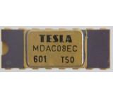 MDAC08EC - D/A převodník, DIL16