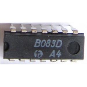 B083D /TL083/ 2xOZ J-FET,DIP14