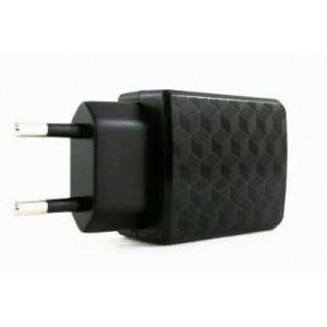 Napáječ, síťový adaptér USB 5V - černá