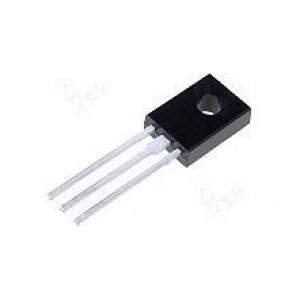 KD140 P 80V/1,5A 12,5W TO126 _BD140
