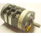Vačkový spínač VS16 8357 C8, 16A/380V~, 7 poloh 45°