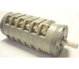 Vačkový spínač VS16 2206 C8, 16A/380V~, 3 polohy 45°