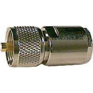 UHF konektor kabelový PL239 na kabel 10mm (RG8,213)