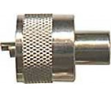 UHF konektor na kabel 5mm (RG58) TWIST ON