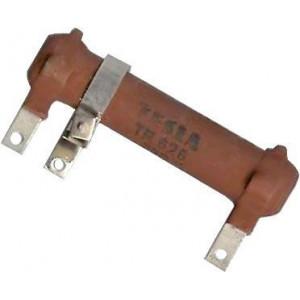 22R TR626, rezistor 10W drátový s odbočkou