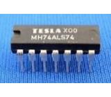 74ALS74 2x klop.obvod D s nul. a nast., DIL14 /MH74ALS74/