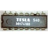 MH74188 PROM 32x8bit., DIL16 připravená pro SM260,SM261,SP210
