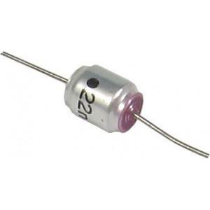 22n/160V TGL38159, svitkový kondenzátor axiální