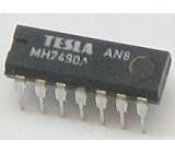 7490A 4bitový dekadický čítač, DIL14 /MH7490A,MH7490AS/