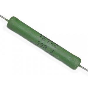 2k2 TR523, rezistor 6W drátový