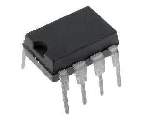 LM386N nf zesilovač 0,4W 12V/0,4A DIL8 /KA386/