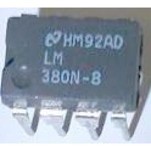 LM380N-8 NF zesilovač 2,5W, DIP8