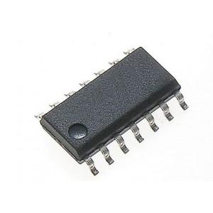 LM324D 4xOZ nízkopříkonový 1,3MHz SMD SO14