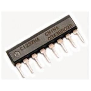 uPC1237HA ochrana výstupu Nf zesilovače