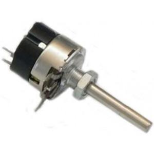 5k0/G TP281 40B, potenciometr otočný s vypínačem