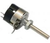 25k/N TP281 32A, potenciometr otočný s vypínačem
