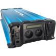 Měnič napětí 12V/230V 4000W, FS4000, čistá sinusovka, D.O.bezdrátové