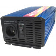Měnič napětí 24V/230V 1000W CARSPA P1000, čistá sinusovka