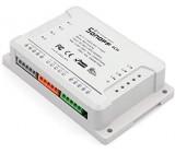 Sonoff 4CH R2, čtyřkanálový WiFi spínač 230V/10A