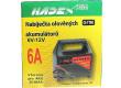 Nabíječka Pb baterií 6-12V/6A GMPHB1206